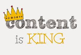 Content is King, or is it?