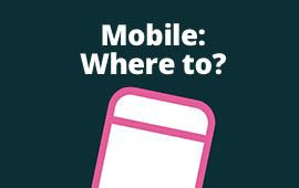 Mobile computing, being online, internet: where to?