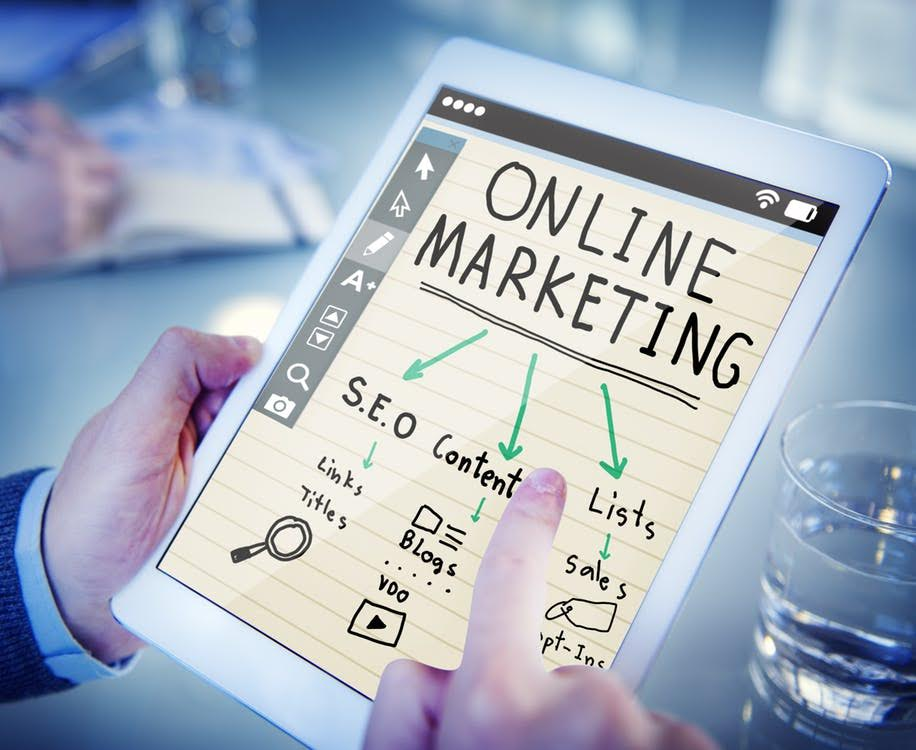 4 Reasons Online Marketing is So Effective